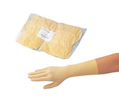 アズワン(As One) クリーンノール手袋(ラテックスパウダーフリー) エコノタイプ S 500双入6-906-13【smtb-s】