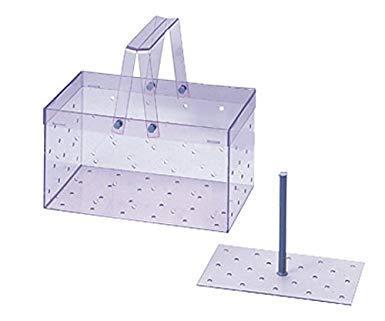 アズワン(As One) 角型洗浄槽用R-1型(バスケット)4-040-02【smtb-s】