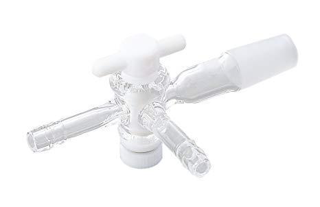 クライミング 共通摺合付三方コックII型 テフロンコック TS19/381-4350-05【smtb-s】
