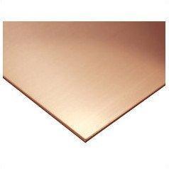 ハイロジック 銅板(タフピッチ) 600mm×365mm 厚さ1.2mm 銅(タフピッチ)【smtb-s】