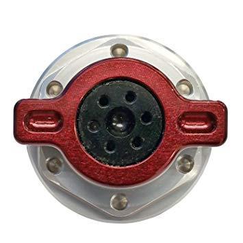 ハイパープロ(HYPER PRO) HYPERPRO プリロードアジャスター RED YZF-R25/R25(ABS) 15-17/MT-07 14-16 (ABS可) 22635201【smtb-s】