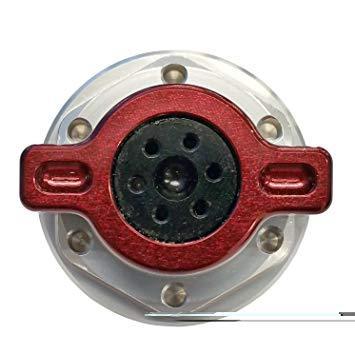 ハイパープロ(HYPER PRO) HYPERPRO プリロードアジャスター RED GPZ900R A7-A16(バーハンドル用/フォークトップヨリ高さ22mm必要) 22671202【smtb-s】