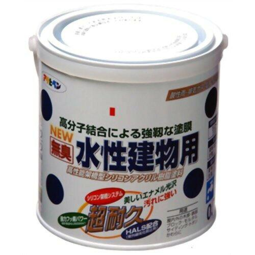 アサヒペン 水性建物用0.7L茶色【入数:6】【smtb-s】