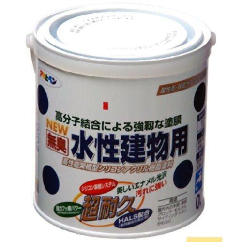 アサヒペン 水性建物用0.7Lクリーム色【入数:6】【smtb-s】