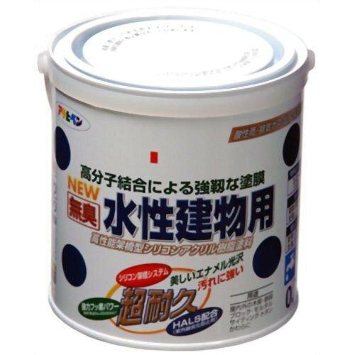 アサヒペン 水性建物用0.7L水色【入数:6】【smtb-s】