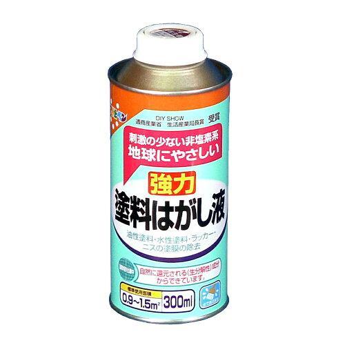 送料無料 アサヒペン スピード対応 安い 激安 プチプラ 高品質 全国送料無料 塗料はがし液300ML 入数:6