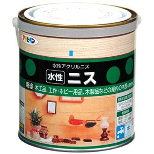 アサヒペン 水性ニス0.7Lメープル【入数:6】【smtb-s】