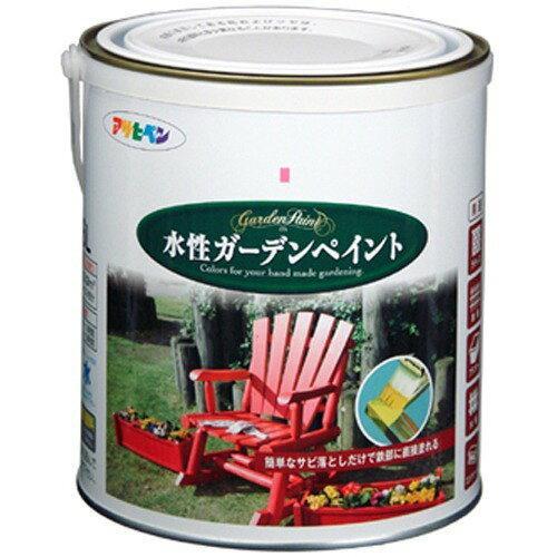 アサヒペン 水性ガーデンペイント1.6Lカントリークリーム【入数:6】【smtb-s】