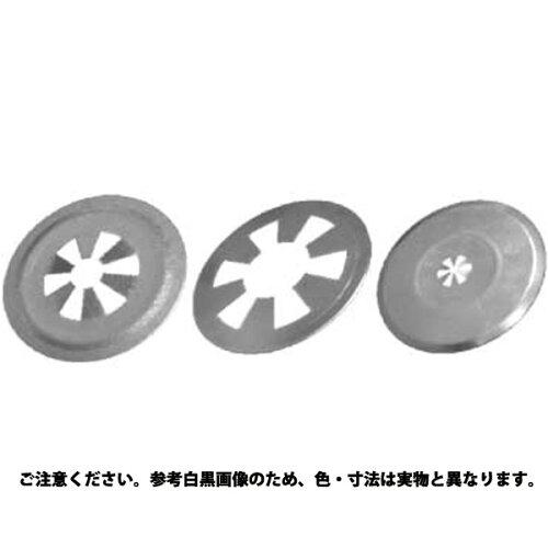 サンコーインダストリー 六ツ爪スピードワッシャ(ねじ用 090 M8×38【smtb-s】