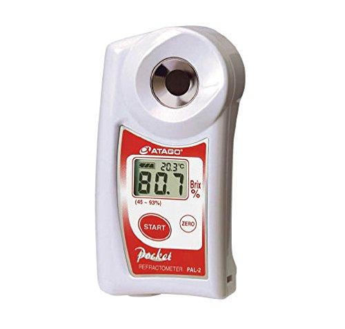 アタゴ デジタル ポケット 糖度・濃度計 PAL-2【smtb-s】