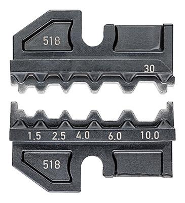 クニペックス KNIPEX KNIPEX(クニペックス)  9749-30 圧着ダイス (9743-200用)【smtb-s】