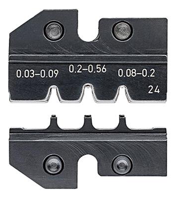 クニペックス KNIPEX KNIPEX(クニペックス)  9749-24 圧着ダイス (9743-200用)【smtb-s】
