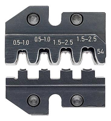 クニペックス KNIPEX KNIPEX(クニペックス)  9749-54 圧着ダイス (9743-200用)【smtb-s】