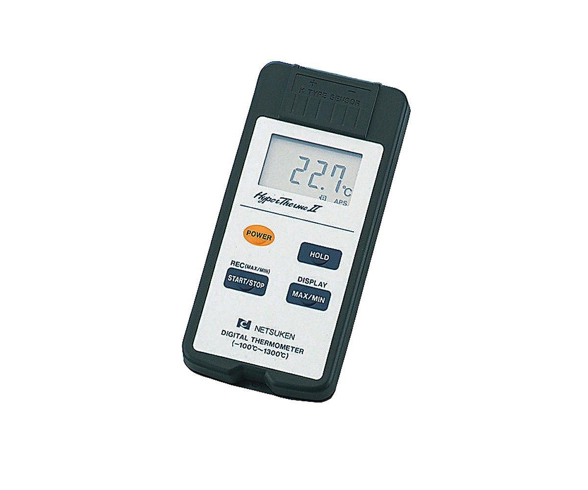 熱研 防水型デジタル温度計(ハイパーサーモ)本体 SN350II1-8348-01【smtb-s】