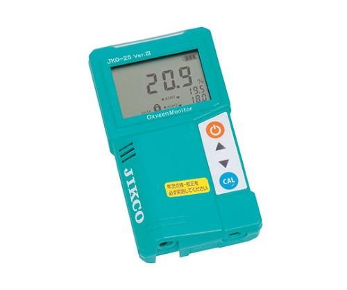ジコー 酸素濃度計 JKO-25Ver3JKO-25SD361-4669-34【smtb-s】