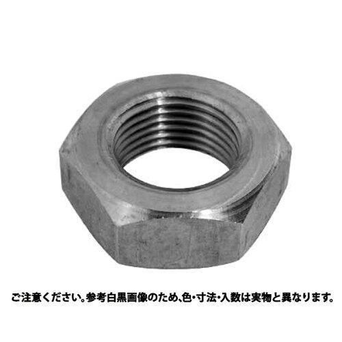 サンコーインダストリー 六角ナット(3種)(細目) 表面処理(クロメ-ト(六価-有色クロメート)) 材質(S45C) 規格(M24ホソメ2.0) 入数(110)【smtb-s】