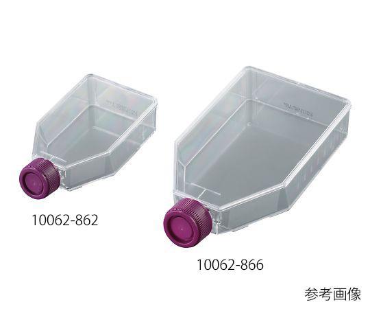 ヴイダブリュアール(VWR) 組織培養用フラスコ 850mL 18個入 10062-8843-851-09【smtb-s】