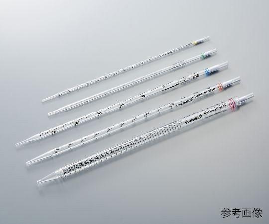 セロロジカルピペット 25mL (1本/袋×50袋)×4袋入 89130-8904-272-05【smtb-s】