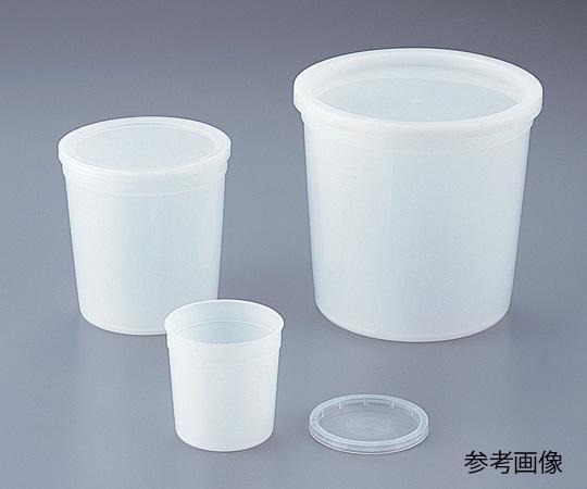 ディスポーザブル試料保存容器 946mL φ110×110mm4-5316-06【smtb-s】