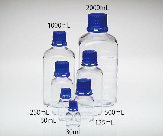 PETG滅菌培地瓶 250mL 24本入BGC0250S3-8986-04【smtb-s】
