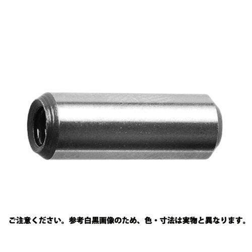 サンコーインダストリー 内ねじ付き 平行ピンm6 姫野精工所製 材質(S45C) 規格(6 X 70) 入数(100)【smtb-s】