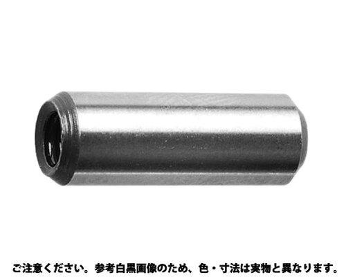 サンコーインダストリー S45CQ内ネジ平行ピンh7姫野 材質(S45C) 規格(6 X 60) 入数(100)【smtb-s】