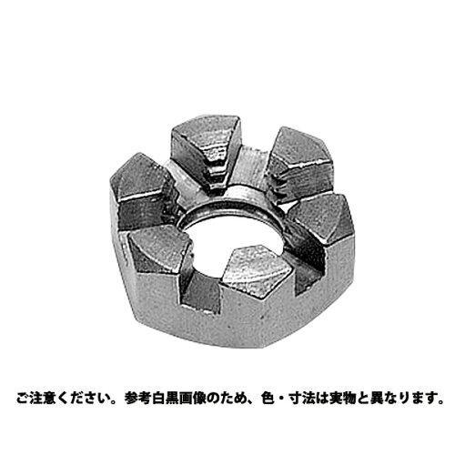 サンコーインダストリー 溝付ナット低形1種 表面処理(ユニクロ(六価-光沢クロメート)) 規格(M16) 入数(100)【smtb-s】