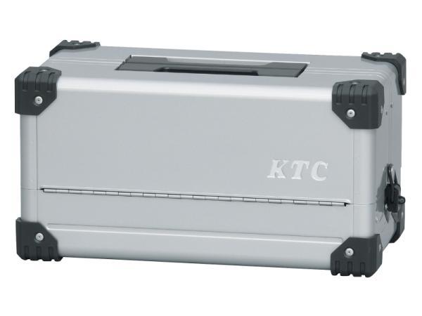 京都機械工具 EK-10A EK-10A 両開きメタルケース(シルバー)【smtb-s】