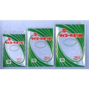 中川製袋化工(Nakagawaseitai) ポリ規格袋3 80×150(0.03)24000枚【smtb-s】