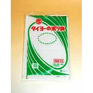 中川製袋化工(Nakagawaseitai) ポリ規格袋15 300×450(0.03)3000枚【smtb-s】
