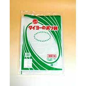 中川製袋化工(Nakagawaseitai) ポリ規格袋18 380×530(0.03)2000枚【smtb-s】