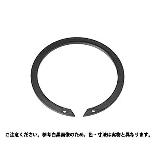 サンコーインダストリー 軸用同心止め輪(穴付き)(JIS規格)平和発條製 75【smtb-s】