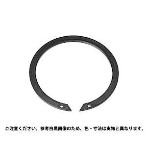 サンコーインダストリー 軸用同心止め輪(穴付き)(JIS規格)平和発條製 95【smtb-s】
