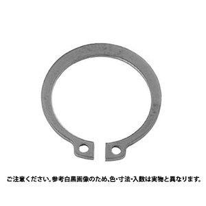 サンコーインダストリー C形止め輪(軸用)太陽ステンレススプリング製 M185【smtb-s】