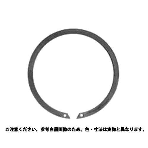 サンコーインダストリー JIS穴付同心止め輪(軸用・羽島  規格(100) 入数(50)【smtb-s】