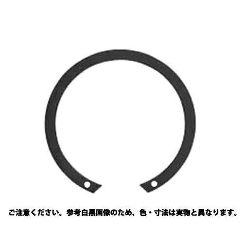 サンコーインダストリー JIS穴付同心止め輪(穴用・羽島  規格(125) 入数(50)【smtb-s】