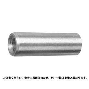 サンコーインダストリー S45C 内ねじ付きテーパ―ピン 12 X 50【smtb-s】
