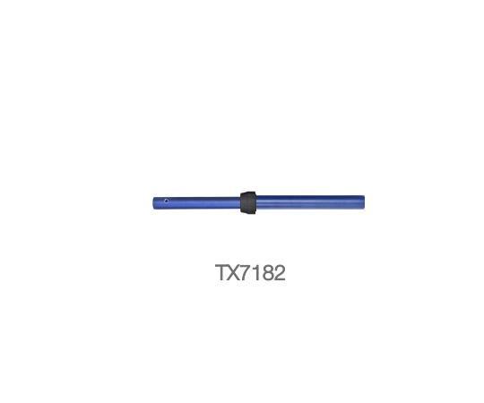 TexWipe アルファモップ交換用アルミ製ハンドル 300~760mm (テックス・ワイプ社製)TX71826-7915-16【smtb-s】