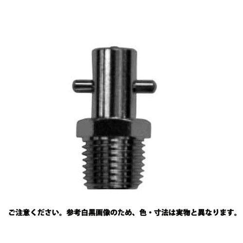 サンコーインダストリー ピンタイプニップル 材質(SUS303) 規格(1/4 PF) 入数(100)【smtb-s】