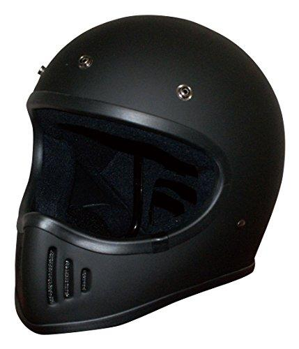 ダムトラックス(DAMMTRAX) ヘルメット BLASTER-カイ M/BLACK L【smtb-s】