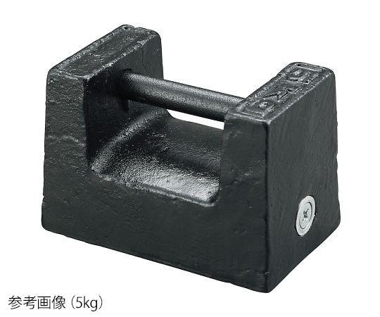 アズワン(As One) 枕型分銅(鋳鉄製) PWM203-9950-01【smtb-s】