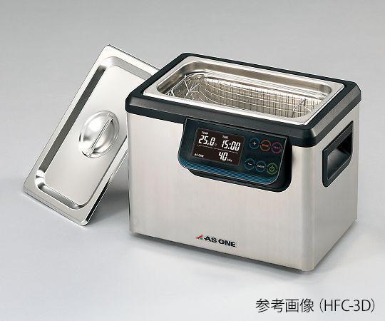 アズワン(As One) 二周波超音波洗浄器 HFC-3D4-464-01【smtb-s】
