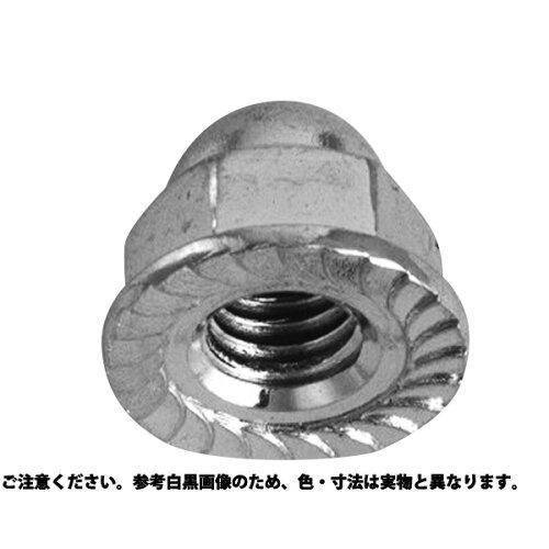 サンコーインダストリー フランジ袋ナット小形セレート付き 表面処理(ニッケル鍍金(装飾)) 規格(M5(8X12) 入数(1500)【smtb-s】