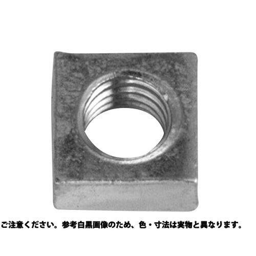 サンコーインダストリー 四角ナット 表面処理(ニッケル鍍金(装飾)) 規格(M8(13X6.5) 入数(600)【smtb-s】
