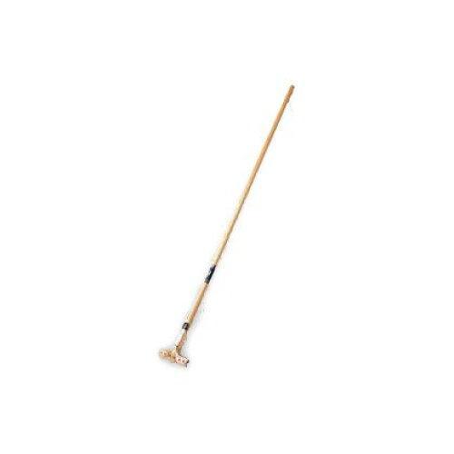 テラモト キャッチハンドル(木柄) 1335mm(CL3560130)【入数:20】【smtb-s】