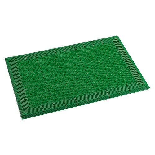 テラモト テラエルボーマット 緑 900×1500(MR0520521)【入数:5】【smtb-s】