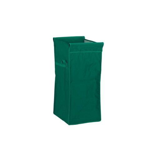 テラモト システムカート 替袋E 緑 (DS5744101)【入数:10】【smtb-s】