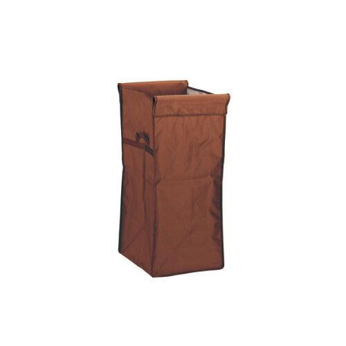 テラモト システムカート 替袋E 茶 (DS5744104)【入数:10】【smtb-s】