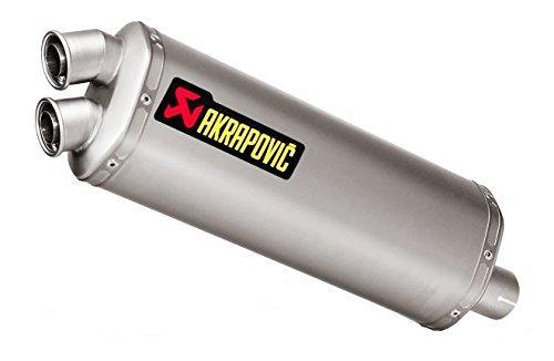AKRAPOVIC(アクラポヴィッチ) AKRAPOVIC (アクラポヴィッチ) (JMCA仕様)S/O チタン CRF1000L AFRICA TWIN/DCT 16(EBL-SD04) 品番:S-H10SO15-HWTJPA【smtb-s】