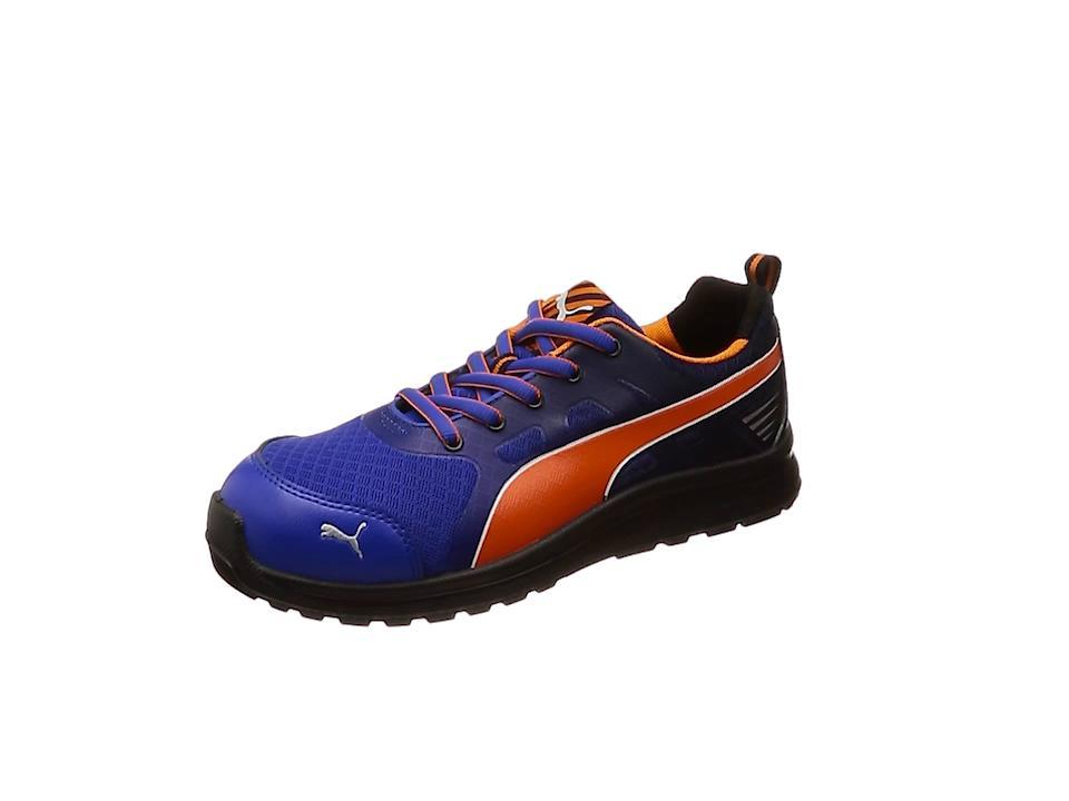 PUMA SAFETY マラソン・ブルー・ロー 26.5cm  64.335.0 26.5cm【smtb-s】